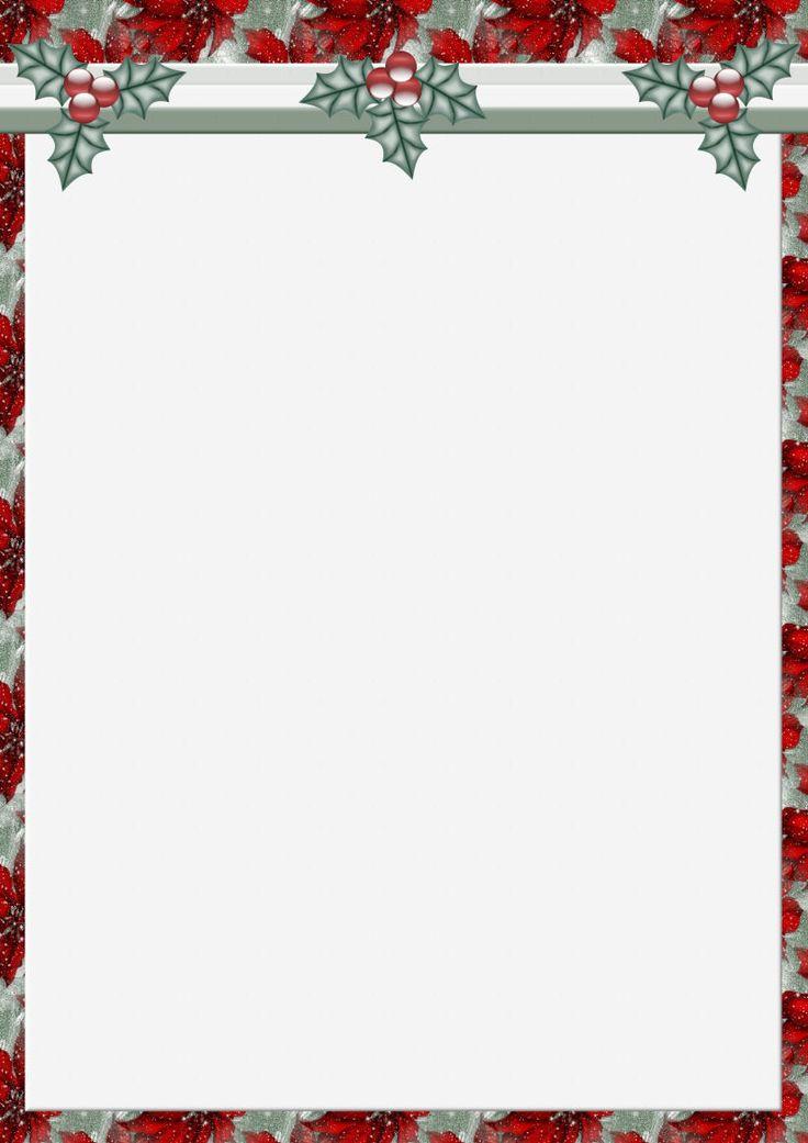 23 best Christmas frames images on Pinterest | Christmas frames ...