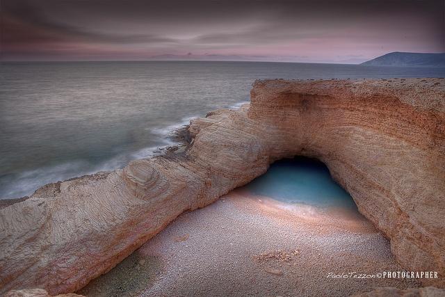 Gala beach, Koufonisi, Greece.