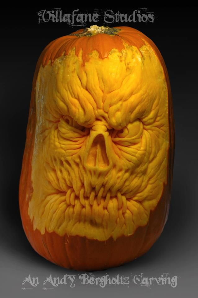 Best Halloween Pumpkin Carving Images On Pinterest - Mind blowing pumpkin carvings by ray villafane 2