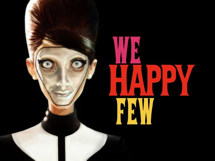 Trailer E3 We Happy Few