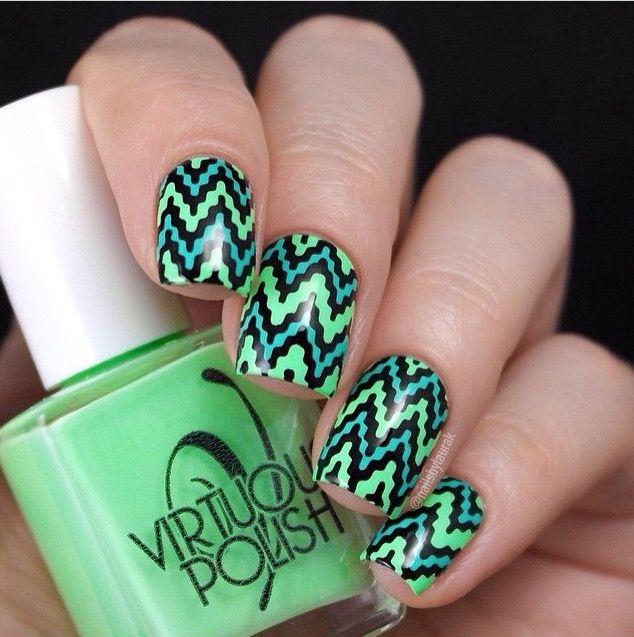 31 mejores imágenes en Nails painting ideas !!!! en Pinterest ...