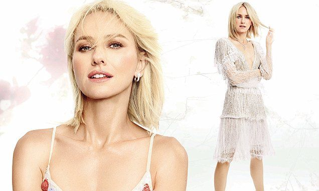 Naomi Watts sparkles in high fashion shoot for LA Confidential mag