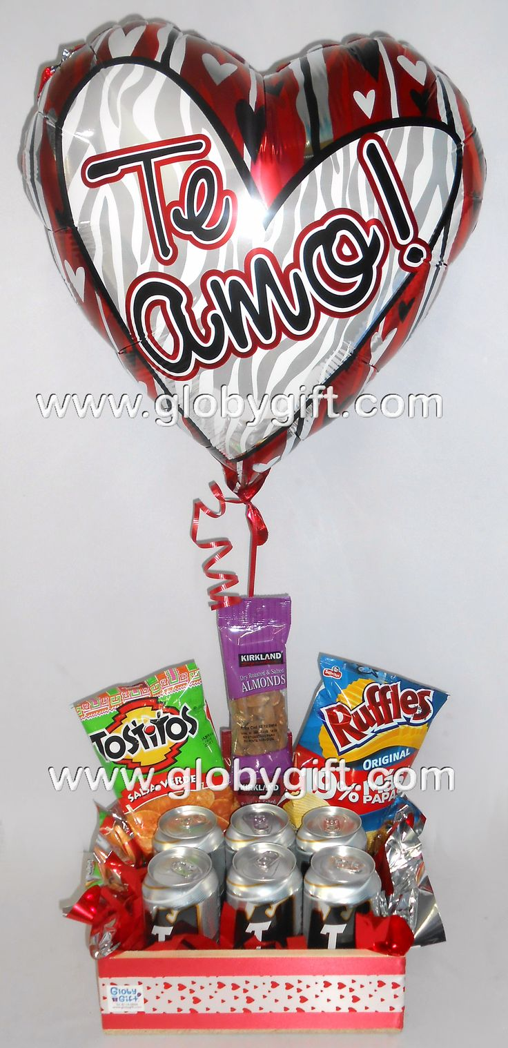 289 best birthday candy bucket images on pinterest candy - Ideas para sanvalentin ...