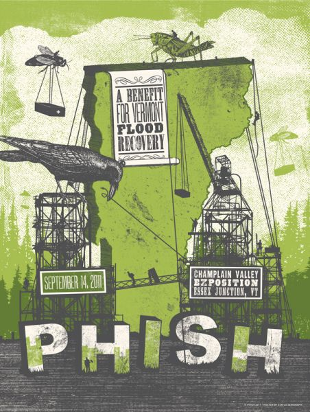 an introduction to the importance of rock music phish Mgmt got a bad rap for shooting to fame as their 2007 debut album, oracular   earth, wind & fire, one of the most important funk and soul acts of all time  the  boss doesn't need an introduction  sorry, phish fans.