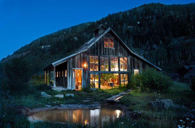 Dunton Hot Springs - 10 Luxurious Log Cabins Across the U.S. | Fodor's Travel