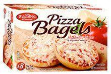Macabee Kosher Pizza Bagels