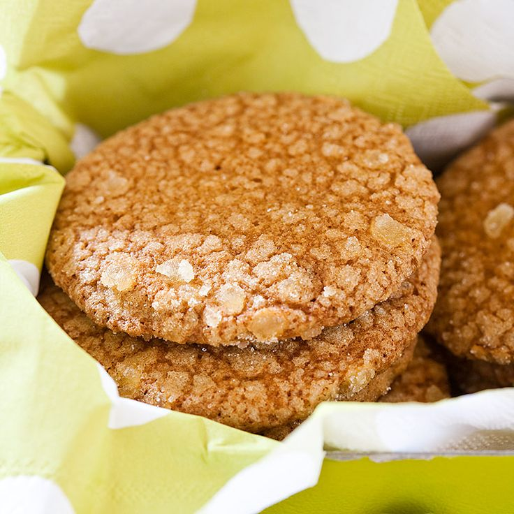 Gingery Maple Thins - Cook's Country