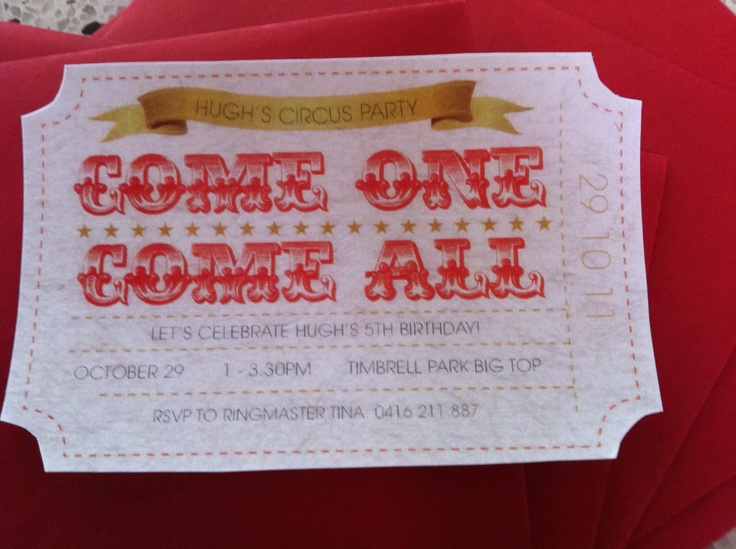 FREE Printable Circus Party Invites   nooshloves