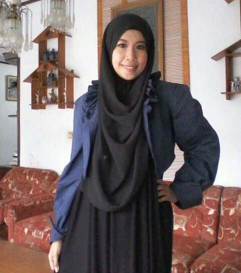 Bolero Hijab Syari