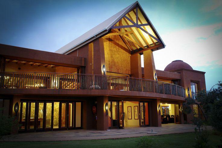 Exterior of Lobola Centre and Wedding Venue