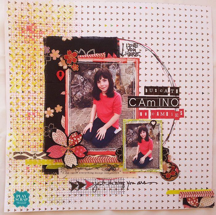 #Reto514 de Mayo -Lorena-www.playscrapbook.com