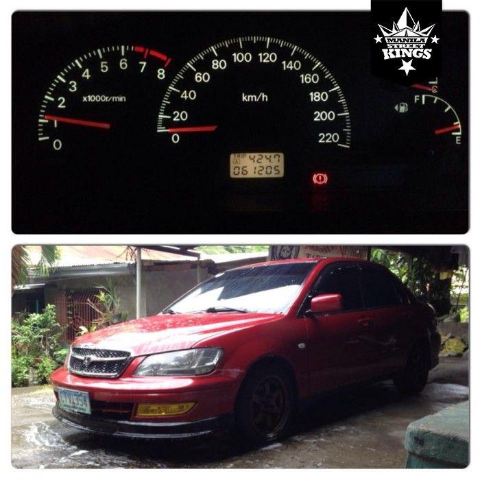 red #manilacars #manilastreetkings #manilacustomrides #customcar #cars #manila #philippines #rulethystreets #mnlstreetkings #jdmphilippines #jdm #lancer #cedia