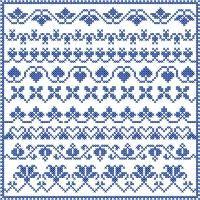 Sampler Vol. 7 - Cross Stitch