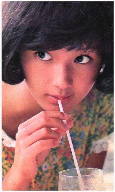 Sakai Wakako (酒井和歌子) 1949-, Japanese Actress
