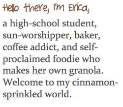 Cannella Vita: iced lemon poundcake {starbucks copycat}Coffee Cake