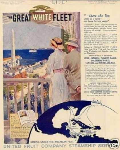 United Fruit Company Steamship (1914)