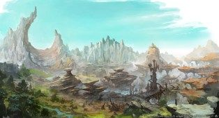 Final Fantasy XIV Concept Art