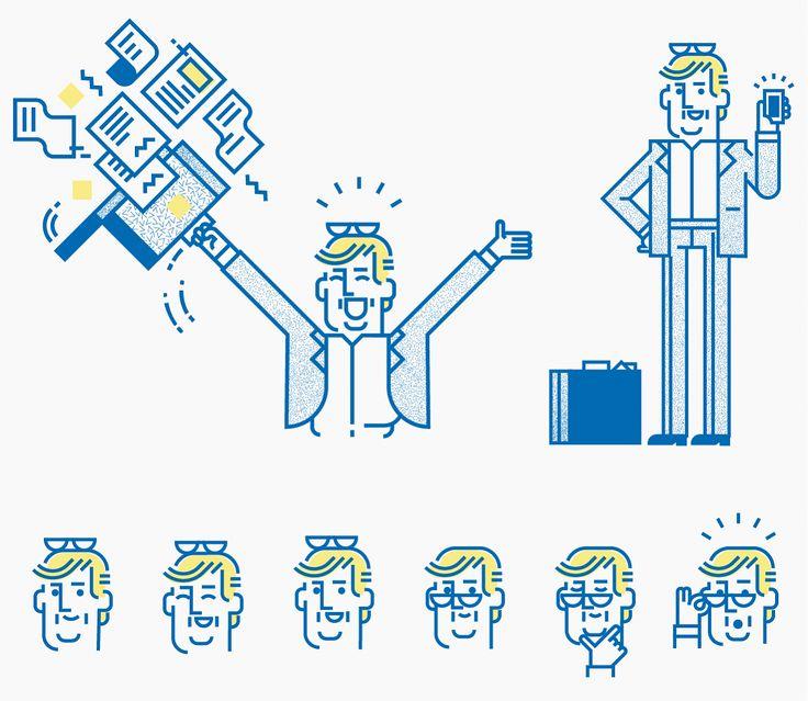 Character Design #character #illustration
