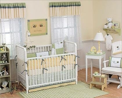 Polo Baby Crib Bedding