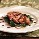 Try the Duck Breasts with Black Cherry Sauce Recipe on williams-sonoma.com/