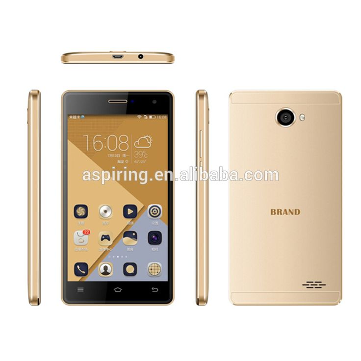 5.5inch MTK6580 Quad core Android 5.1 Cellphone 4G cdma mobile phone