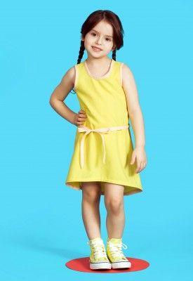 Sorbet dress, #summerdress #kids #sofresh