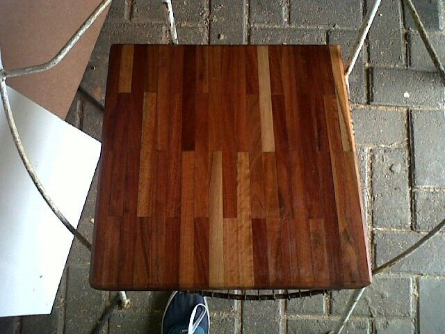 Black Iron bark cutting board #handmade #chk #ownbusiness #mugga #proudofmyself
