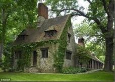 Les 72 meilleures images du tableau cottage charm sur - Cottage anglais connecticut blansfield ...