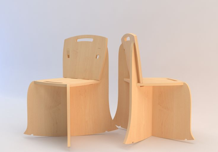 22 Best Images About Chair Cnc Manufactured On Pinterest
