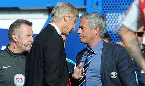Man Utd news: Jose Mourinho appears to take swipe at Arsenal boss Arsene Wenger - https://buzznews.co.uk/man-utd-news-jose-mourinho-appears-to-take-swipe-at-arsenal-boss-arsene-wenger -