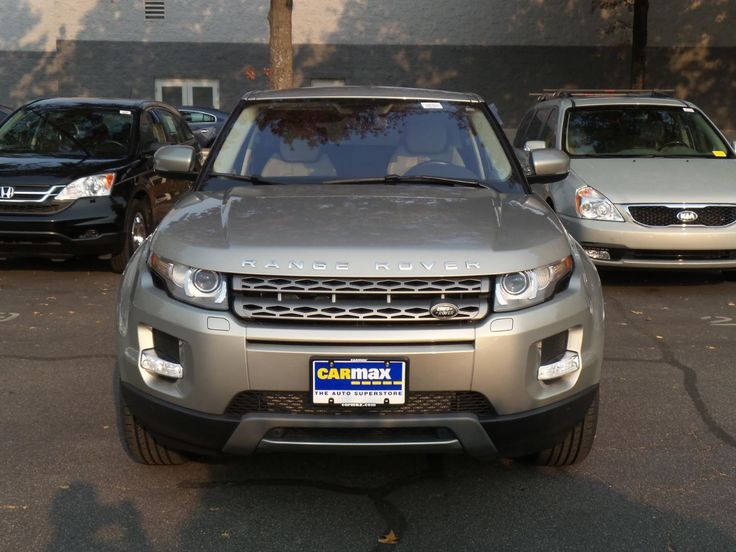 Used 2013 Land Rover Range Rover Evoque in Mobile, Alabama | CarMax