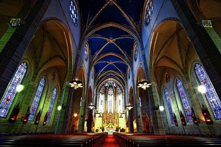 St.Florians interior C2E Fantastic
