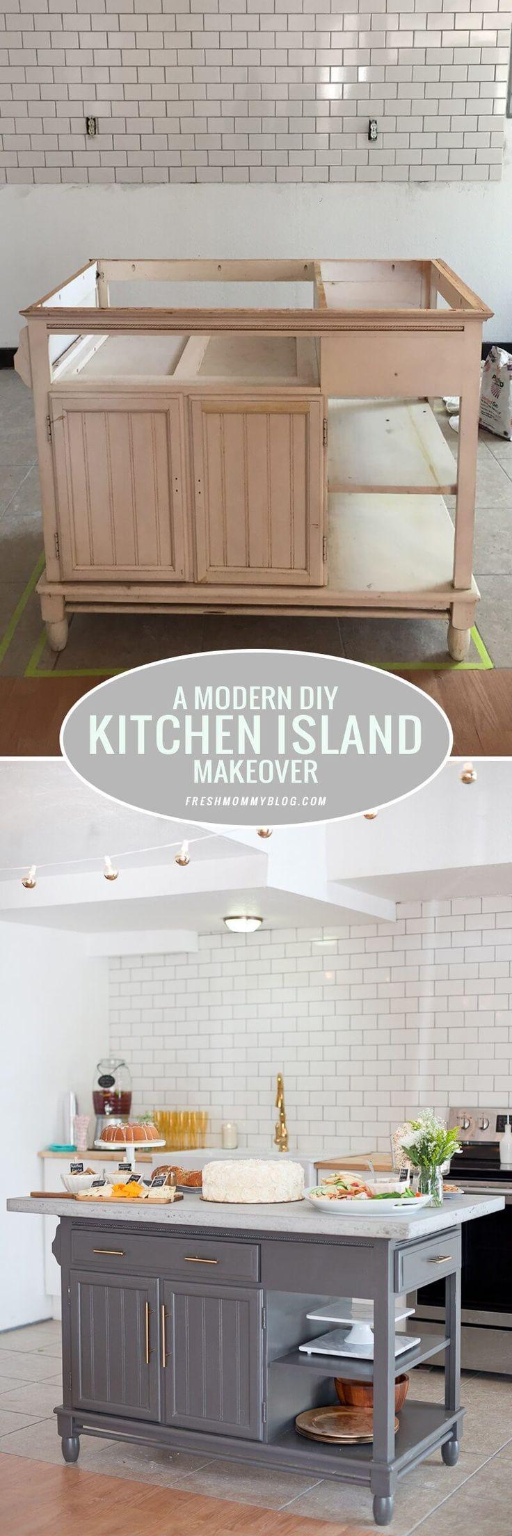 Oltre 25 fantastiche idee su Carrello isola cucina su Pinterest