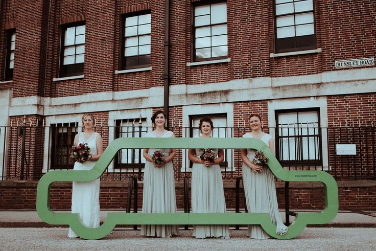 The Tetley Leeds For A City Wedding With Botanical Inspiration And Relaxed Vibe Images From Ryan at Shutter Go Click Photography