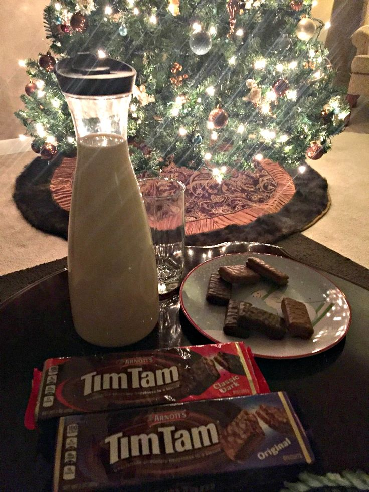 #ad Get on Santa's good list this holiday season by leaving Tim Tam Biscuits out on Christmas Eve with the Buy 2 for $5 from Publix deal...