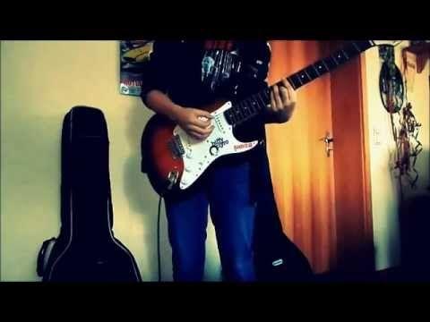 Sunrise Avenue- Funkytown (Guitar Cover) - YouTube