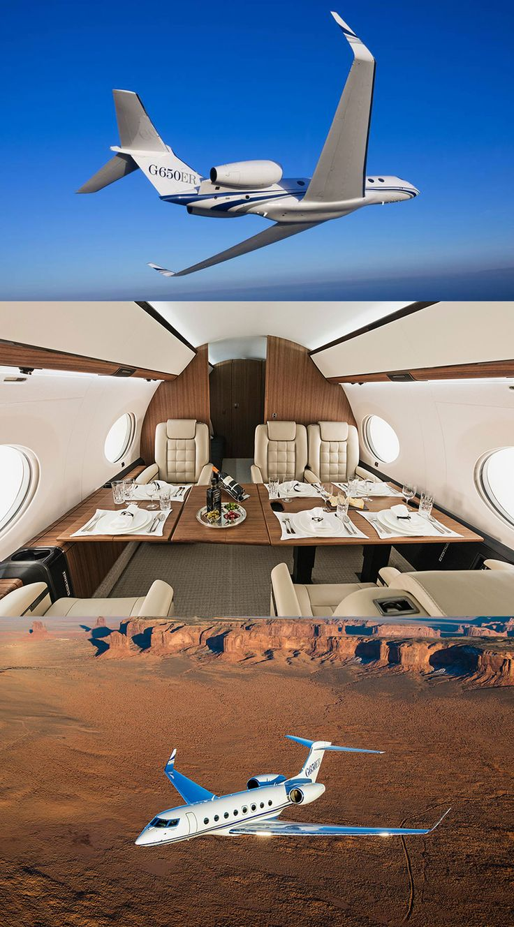 The Gulfstream G650ER Is on a Record-Setting Roll