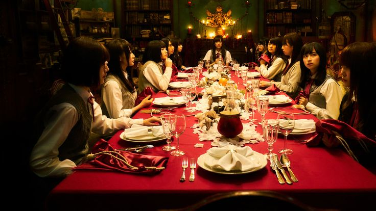 [CAN] Re:Mind (2018) 11 Japanese high school classmates awaken restrained to a large dining room. While fearing for their lives questioning the motive to this bizarre act.