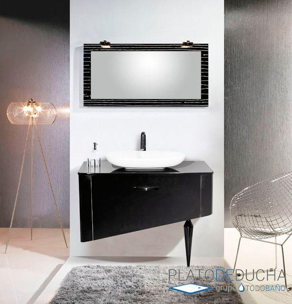 Mueble de Baño Casablanca. Un mueble con el que conseguirás que tu baño no pase desapercibido