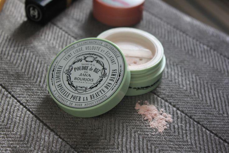 Bourjois java rice powder