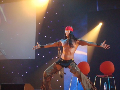 Experience the thrill and excitement by booking one of our tantalising male strippers or male waiters who are ready to greet you and your wedding guests for your upcoming hen's night entertainment.