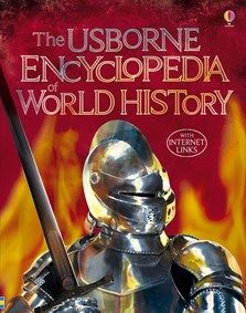 Quick links for Usborne world History Book