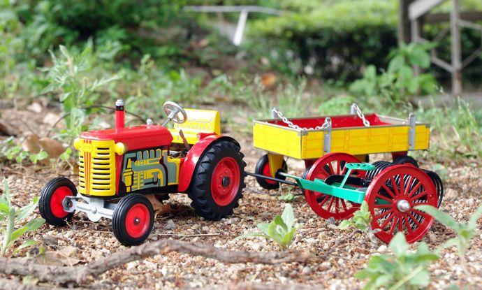 Traktor, Kovap
