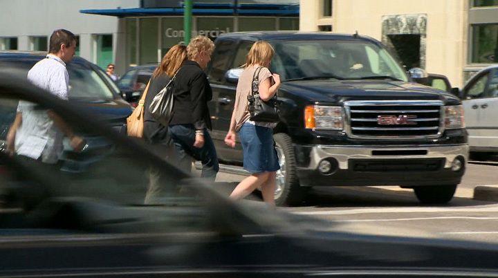 Pedestrian collisions still concern Saskatoon police