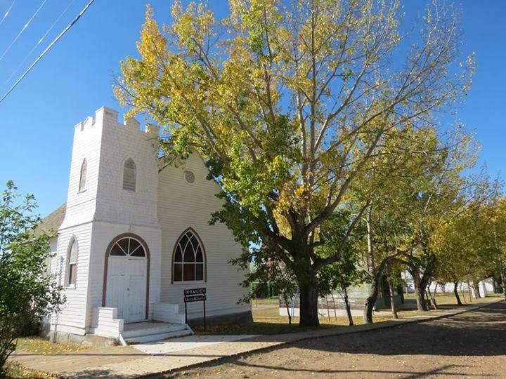 United Church, Rowley, Alberta, Canada