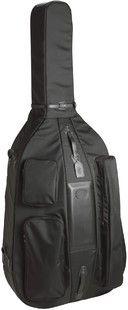 Reunion Blues - Product - 3/4 Upright Bass Bag, Black 1680 Ballistic Fabric