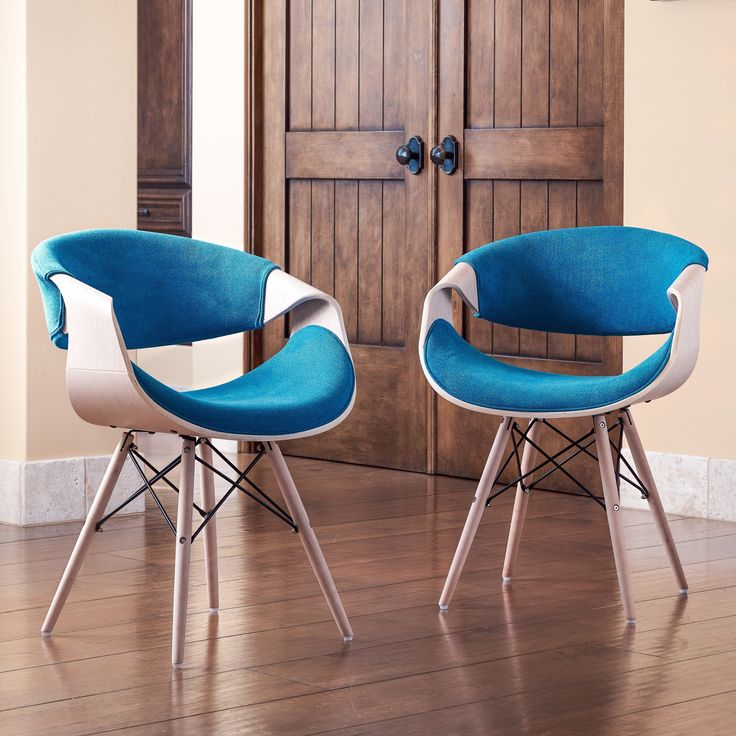 Teal Blue Accent Chair Blue accent chairs, Furniture