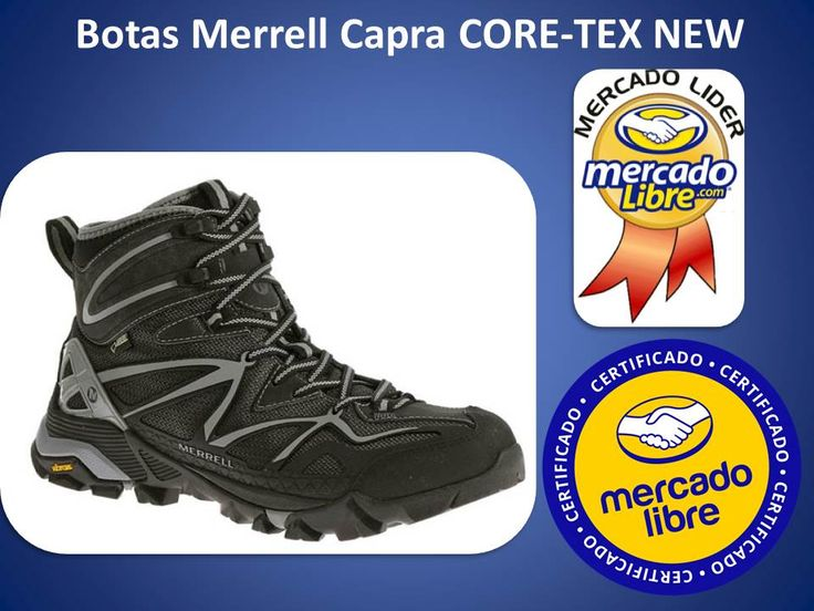 Deportivos Fair Play: Botas Merrell Capra Core-tex New