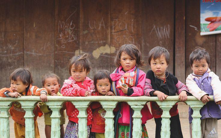 Ethnic minority children by Mynk Krystal on 500px