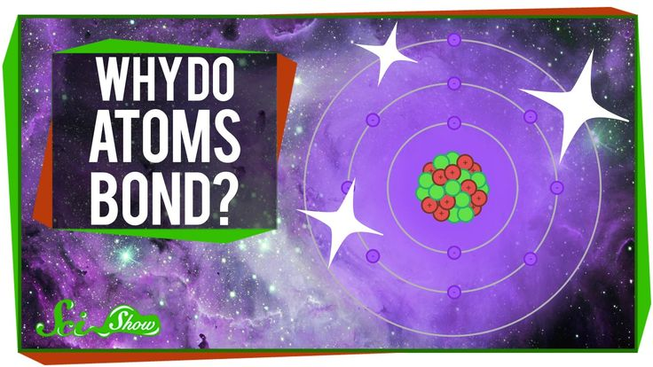 SciShow Explains Why Atoms Bond to One Another